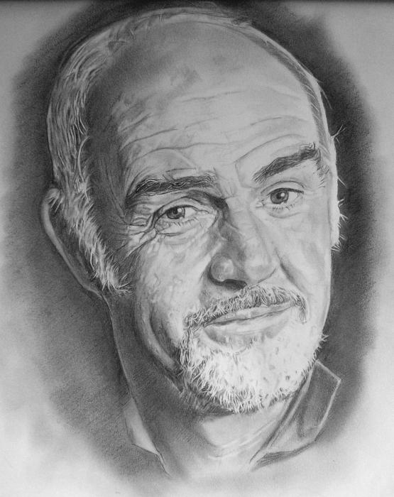 Sean Connery par kasparov42